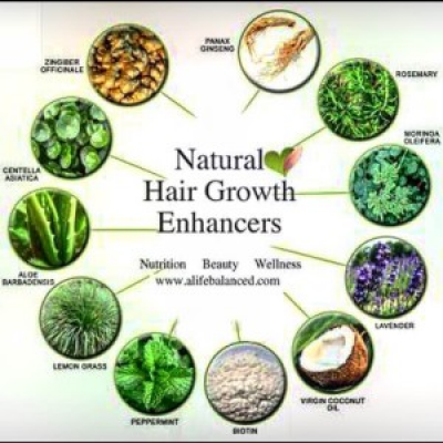 Natural remedies to help hair growth!!! How this works with InvisaBlend