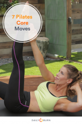 7 Easy Pilates Moves for a Quick Core Workout